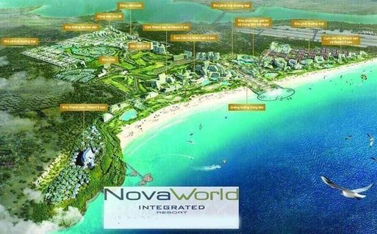 Tìm hiểu chi tiết tổng thể mặt bằng Novaworld Phan Thiết
